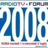 RadioTv Forum. Grazie a tutti i visitatori